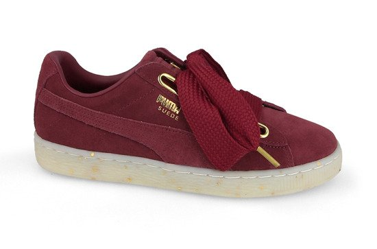 SHOES Puma Suede Heart Celebrate 365561 02 - best cheap shoes ... 8d5f625cb