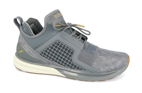 e86c117b MEN'S SHOES PUMA IGNITE LIMITLESS LEATHER 189989 01 - best cheap ...
