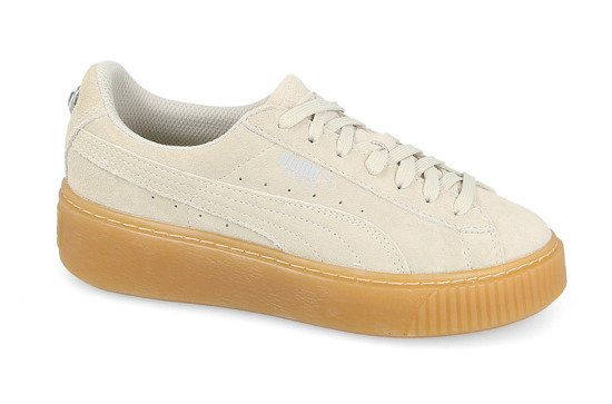 new styles e89ab bfd15 WOMEN'S SHOES Puma Suede Platform Jewel 365131 02