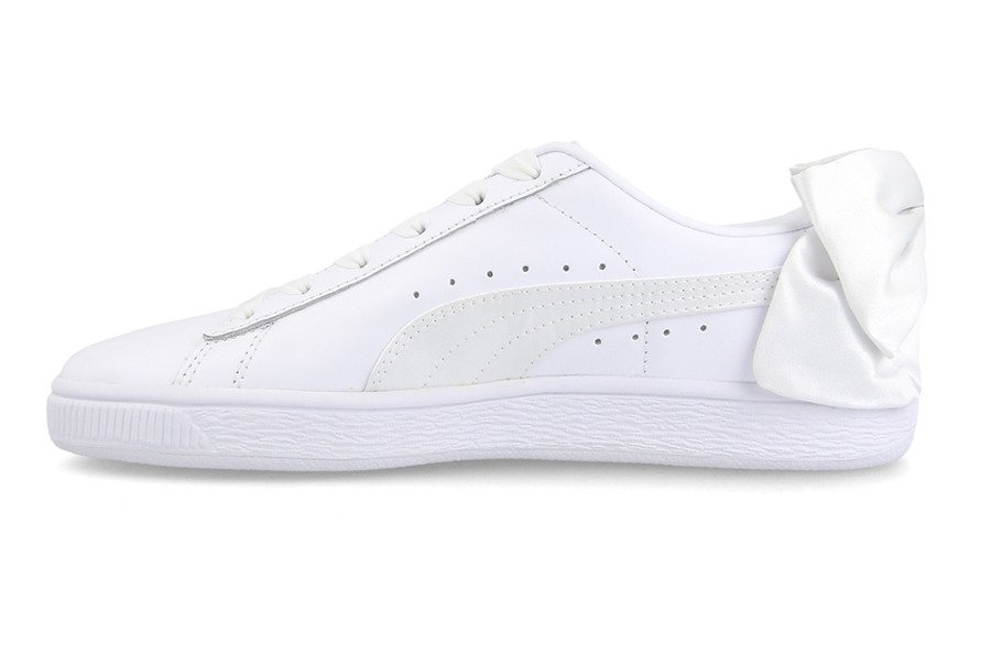 SHOES Puma Basket Bow Wns 367319 01 - best cheap shoes 17d46ea75