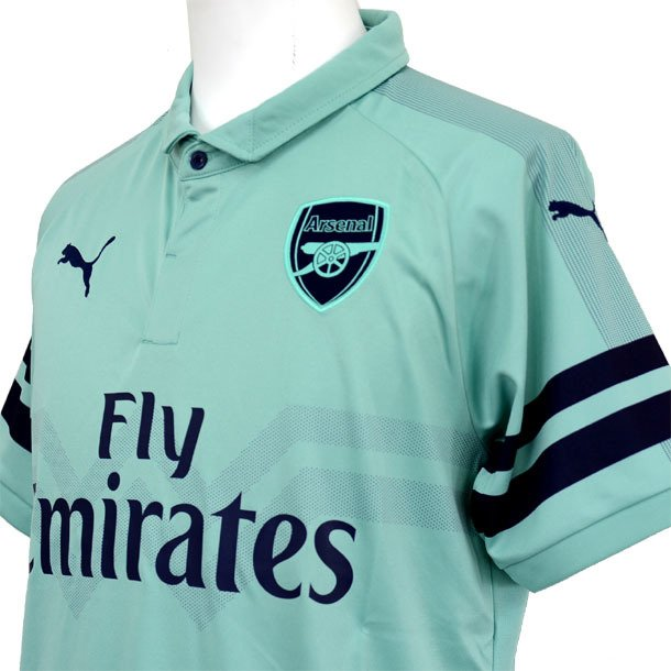 T-Shirt PUMA ARSENAL THIRD 2018 19 753217 02 - best cheap shoes ... 7141753ea