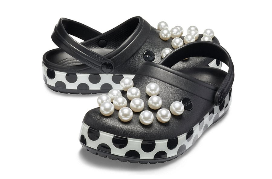 Crocs Has Added a New Topping to Its