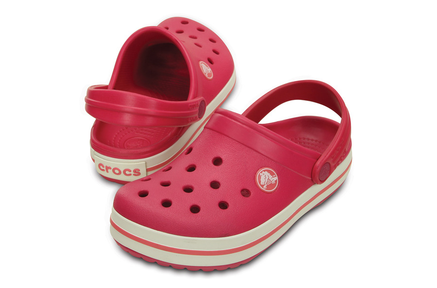 CHILDREN S SHOES CROCS CROCBAND KIDS 10998 RASPBERRY WH - best cheap ... dd6e2bdacf1