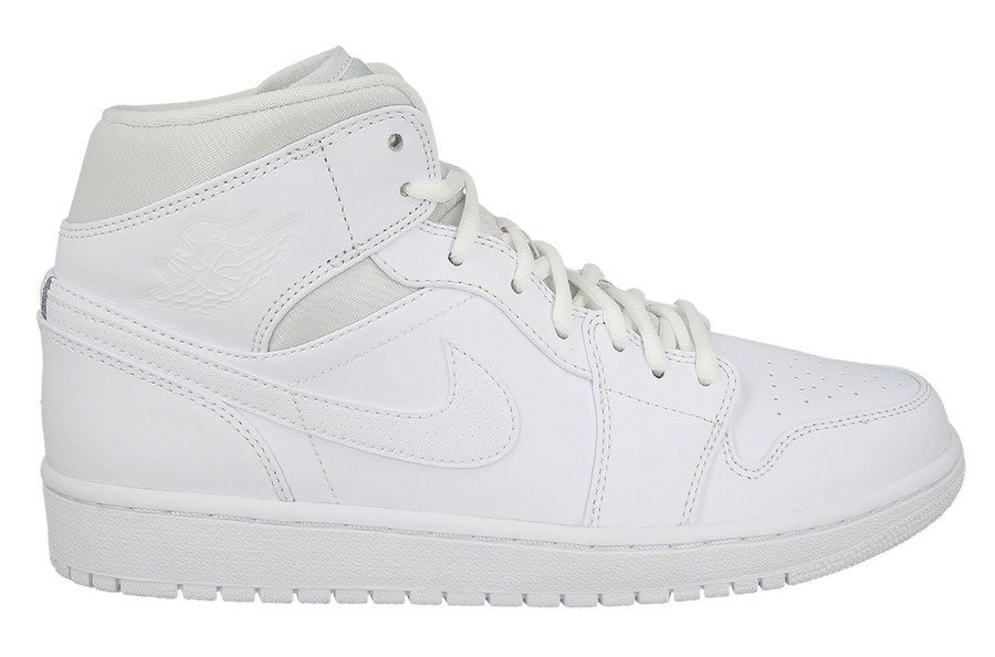 MEN'S SHOES AIR JORDAN 1 MID 554724 110 ...