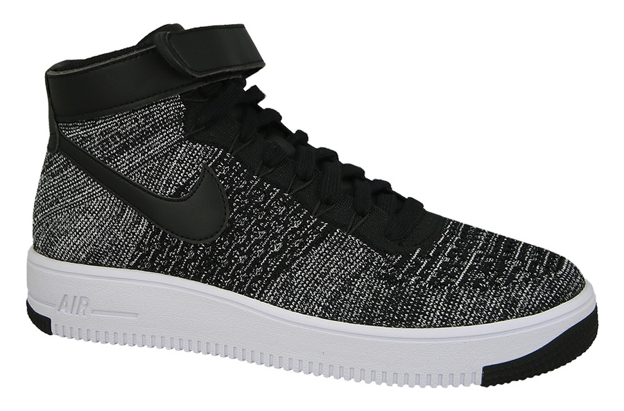 the latest defa3 f549a ... MENS SHOES NIKE AIR FORCE 1 ULTRA FLYKNIT MID 817420 004 ...