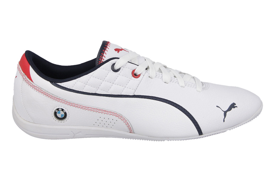 MEN S SHOES PUMA BMW MS DRIFT CAT 6 LEATHER 305257 02 - best cheap ... 15bdba8708