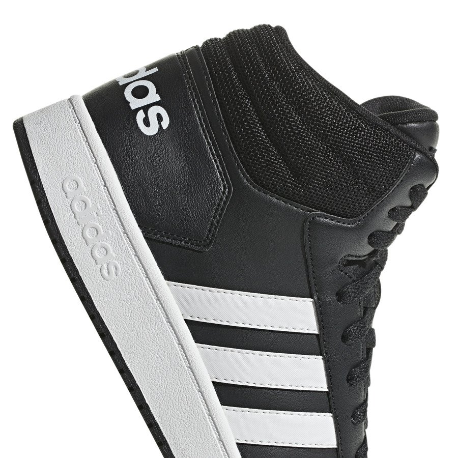 Shoes adidas Hoops 2.0 Mid BB7207 - best cheap shoes 543223754