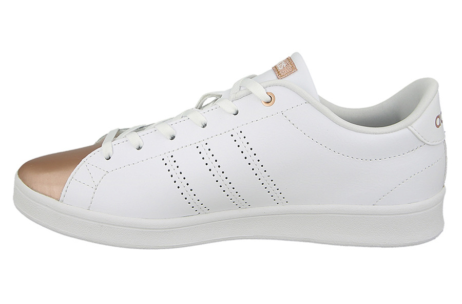 newest 74792 74ad7 ... WOMENS SHOES ADIDAS ADVANTAGE CLEAN QT AW4014 ...