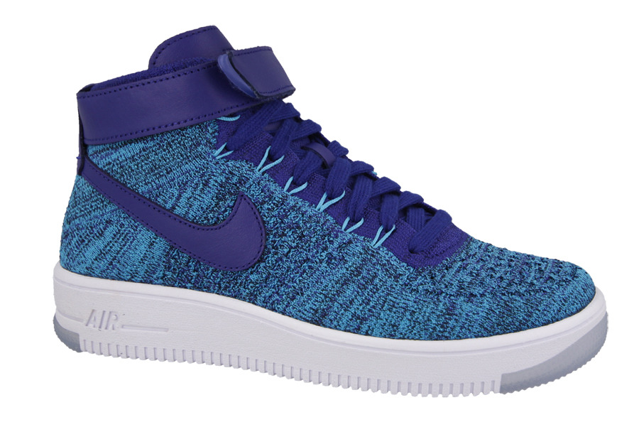 promo code eb758 0b487 ... WOMENS SHOES NIKE AIR FORCE 1 FLYKNIT 818018 400 ...