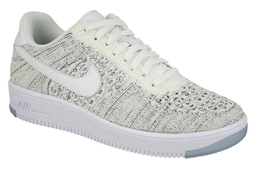 WOMEN'S SHOES NIKE AIR FORCE 1 FLYKNIT LOW 820256 103 best cheap