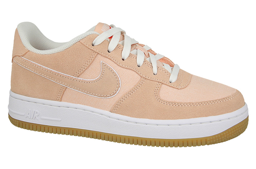 sneakers for cheap a642b ca435 ... WOMENS SHOES NIKE AIR FORCE 1 (GS) 596728 800 ...