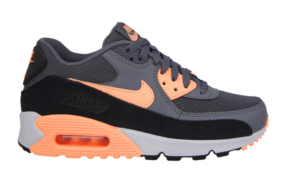 brand new ab465 37c92 WOMEN S SHOES NIKE AIR MAX 90 ESSENTIAL 616730 021 ...