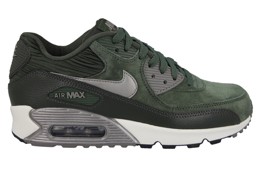 pretty nice 1a9d9 4910a WOMEN'S SHOES NIKE AIR MAX 90 LEATHER 768887 301 - best ...