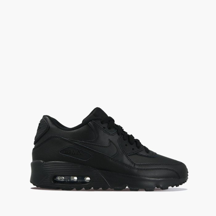purchase cheap 704fb 55a23 WOMEN'S SHOES NIKE AIR MAX 90 LEATHER (GS) 833412 001 - best ...