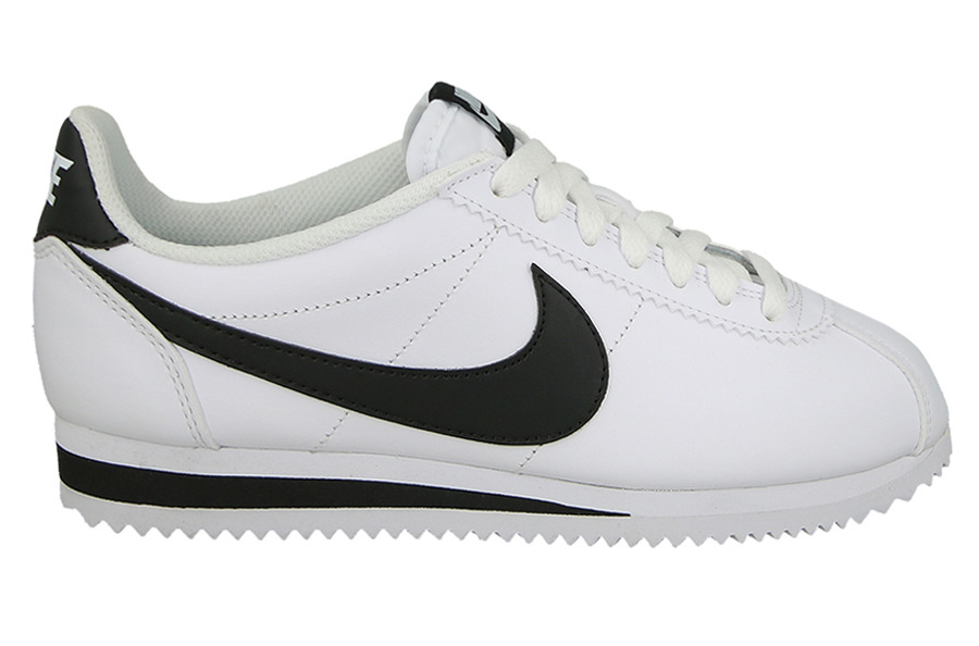 new product 3ffb4 40a43 WOMENS SHOES NIKE WMNS CLASSIC CORTEZ LEATHER 807471 101 ...