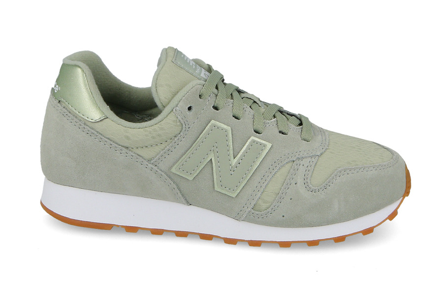 new balance 373 giallo