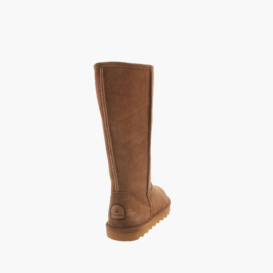 Bearpaw Ellie Tall Solids 1963W HICKORY II