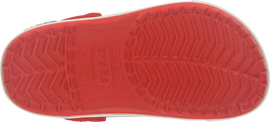 CHILDREN'S SHOES CROCS CLOG 12837 RED/NAVY