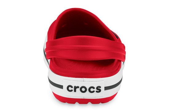 CHILDREN'S SHOES CROCS CROCBAND KIDS 10998 RED