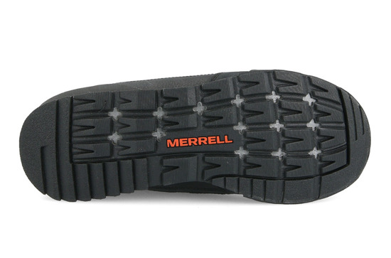 MEN'S SHOES MERRELL BURNT ROCK MID J91741