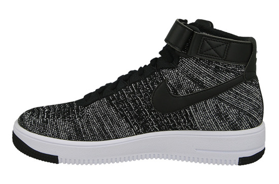 best service 96774 fb615 ... MEN S SHOES NIKE AIR FORCE 1 ULTRA FLYKNIT MID 817420 004 ...