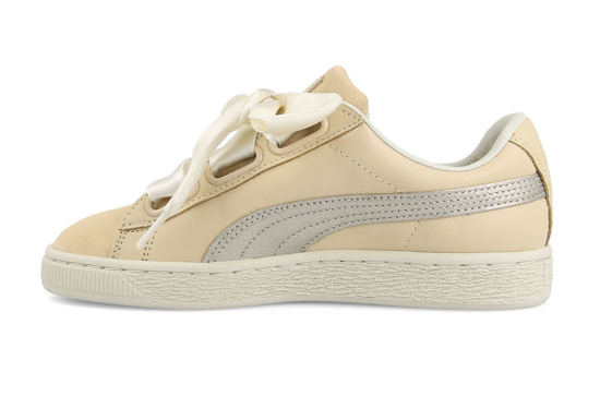 WOMEN'S SHOES PUMA BASKET HEART UP WNS 364955 01